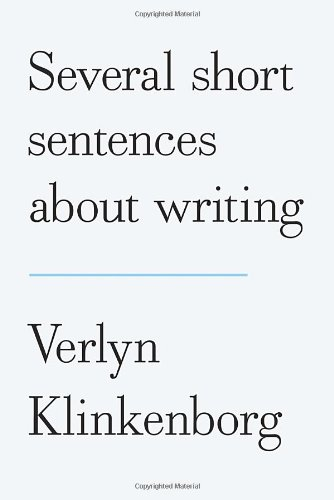 Image of Several Short Sentences About Writing