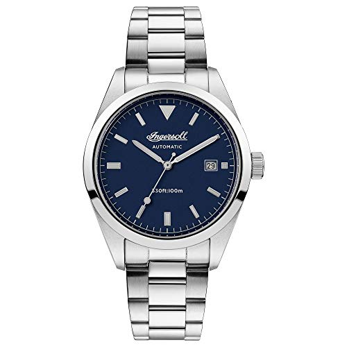 Ingersoll The Reliance Gents Automatic Watch I05502 with a Stainless Steel case and Stainless Steel Bracelet