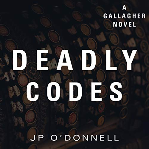 Deadly Codes audiobook cover art