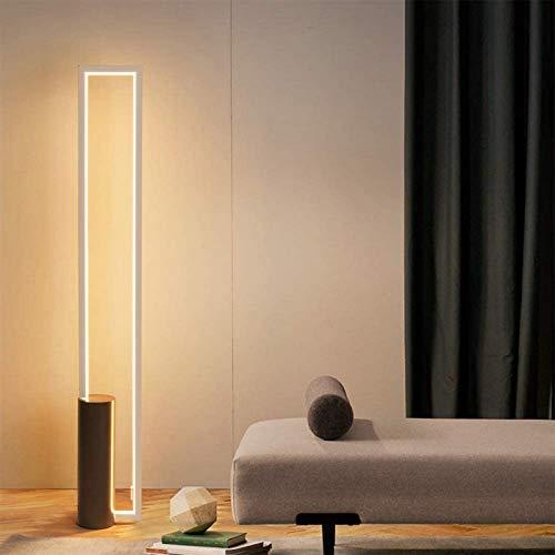 FEE-ZC Lámpara de pie de atenuación Continua sin Parpadeo LED de 38W,...