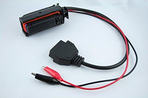 MyCor-Media Direktstecker Adapterkabel für Bosch EDC15 Steuergeräte Chiptuning kwp2000+ etc