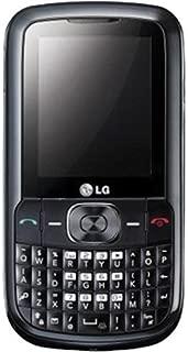 LG Wink C100 Quad-Band Cell Phone - Unlocked - Black - International Version No Warranty