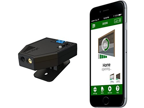 Garadget - Remotely Control and Monitor Your Existing Garage Door With Smartphone, Voice, Home Automation and Other Devices