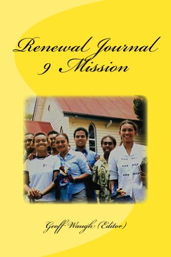 Download Renewal Journal 9: Mission (English Edition) B00943HR7S