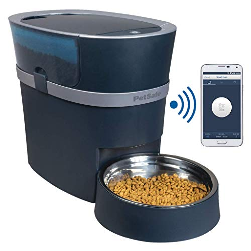 PetSafe Smart Feed Automatic Dog and Cat Feeder, Wi-Fi Enabled Pet...