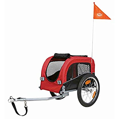 Trixie Bicycle Trailer, small 2