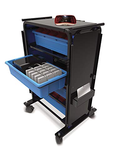 Copernicus Virtual Reality VR Storage Cart- Holds 30 Sets of VR Devices and headsets