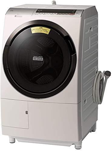 日立 ドラム式洗濯乾燥機 ビッグドラム 洗濯11kg 右開き 日本製 液体洗剤・柔軟剤自動投入 BD-SX110CR N ロ...