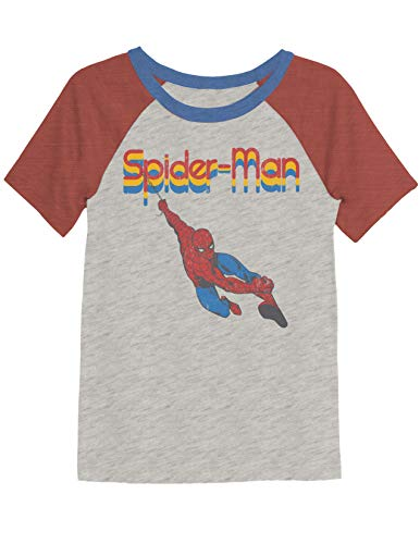 Jumping Beans Boys 4-8 Spider-Man Retro Graphic Tee 6
