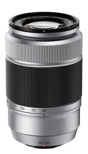 Fujifilm 50 - 230 mm / F 4.5 - 6.7 XC OIS 50-230 mm Objektiv ( Fujifilm X-Anschluss,true ), silber