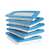 AGPTEK 5 filtros de aire de repuesto, filtro de aire de...