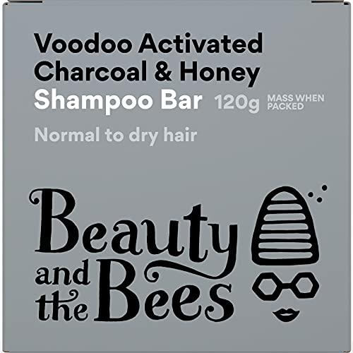Voodoo Bamboo Black Charcoal Shampoo Bar