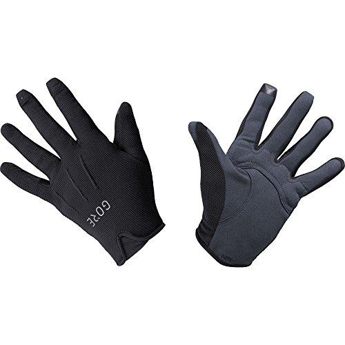 GORE Wear Atmungsaktive Herren Fahrrad-Handschuhe, C3 Urban Gloves, Größe: 8, Farbe: Schwarz, 100118