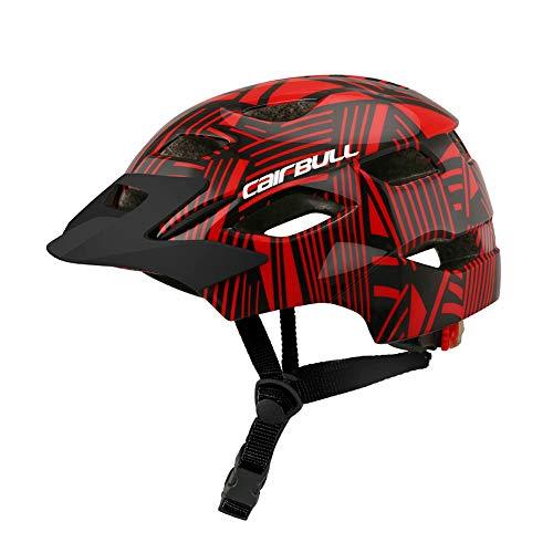 SHDHDI Casco de Bicicleta para Niños Ajustable, Casco Infantil Ultraligero con Diseño...