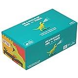 ZTLY Tyrannosaurus Rex Board Jeu Solitaire Jeux de Cartes pour Adultes Adolescents Enfants Âge Applicable Jeunes (15-35 Ans)