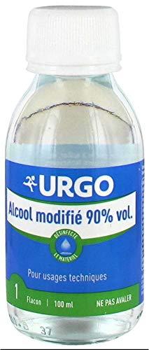 Urgo Premiers Secours Alcool Modifié 90% Vol. 100 ml