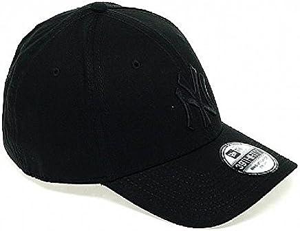 meet f5190 4c790 New Era Men s MLB Basic NY Yankees 39Thirty Stretch Back Baseball Cap