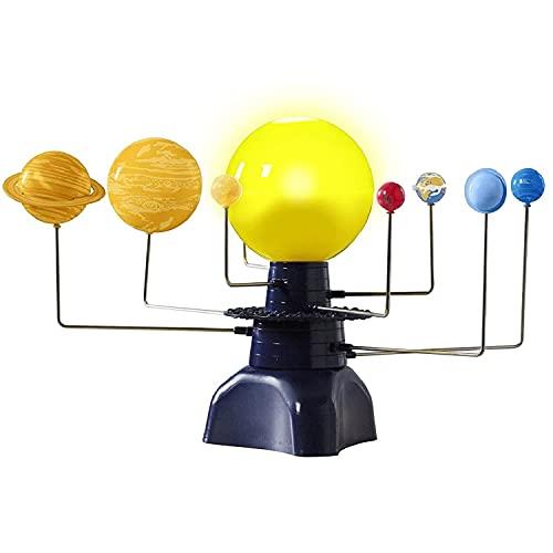 ラーニングリソーシズ 動く 太陽系模型 & プラネタリウム 理科 科学 EI5287 正規品