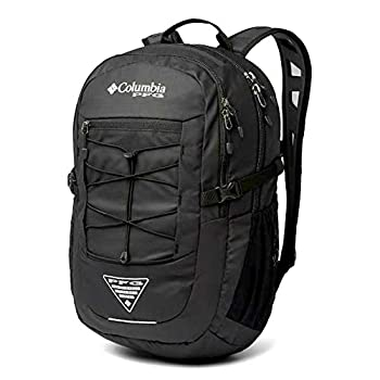 Columbia Meridian II Daypack Laptop PFG Backpack Bag  Black