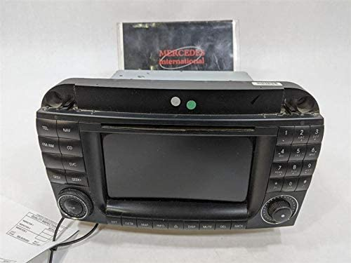 Our shop OFFers the best service 2003-2006 Mercedes-Benz S500 - Command Unit Display San Francisco Mall Navigation