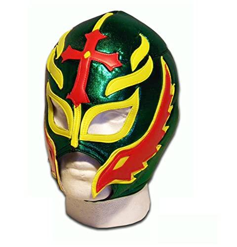 Luchadora® Hijo del Diablo Libertad Mexicano Lucha Libre Lucha máscara tamaño...