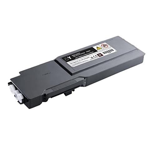 Dell 3760/3765 High Capacity Toner Cartridge - Yellow