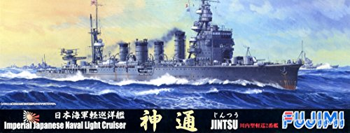 Au 1/700 de la s?rie sp?ciale 104 japonais croiseur l?ger Marine Jintsu (Japon import / Le paquet et le manuel sont ?crites en japonais)