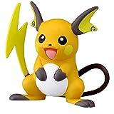Yzoncd Pokemone Litten Pikachu Rowlet Anime Action Figure Dolls Toy 4.5Cm