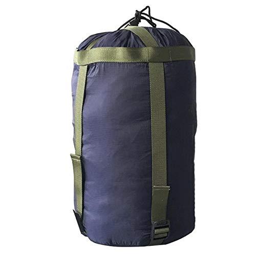 Générique Sac de Couchage de Camping, Sac de Compression, hamac de Loisirs, Sac de Couchage Nemo (Couleur : Bleu)