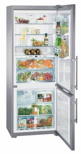 Liebherr Cbnpes 5167 Kühlschrank/A++ /Kühlteil299 liters /Gefrierteil112 liters