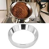 Imbuto dosatore per espresso, accessori per espresso Anello dosatore per caffè in polvere...