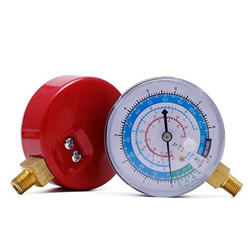 IGOSAIT Condizionatore d'Aria R404A R22 refrigerante Alto e Basso manometro PSI KPA