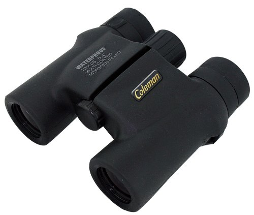 Coleman CS1025WP 10x25 Binocular Black