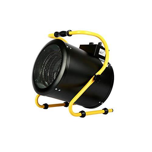 CJC Elektrische radiator, elektrische verwarming, ventilator 220 V/380 V, 3 KW, 5 KW, 9 KW, roestvrij staal, voor thuis, industriële werkplaats