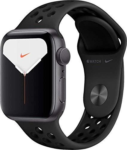 Apple Watch Nike+ 42mm Seires 5 (GPS) - Caja De Aluminio En Gris Espacial / Antracita/Negro Correa Nike Sport (Reacondicionado)