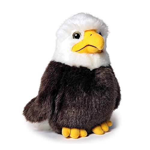 Pamer-Toys Plüschtiere, Stofftiere, Kuscheltier - Adler Küken, braun-weiß
