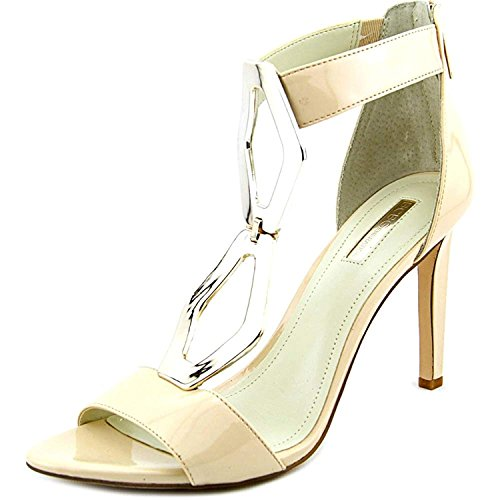 BCBGeneration Womens Cayce Open Toe Ankle Strap D-Orsay, Nude Blush, Size 7.5