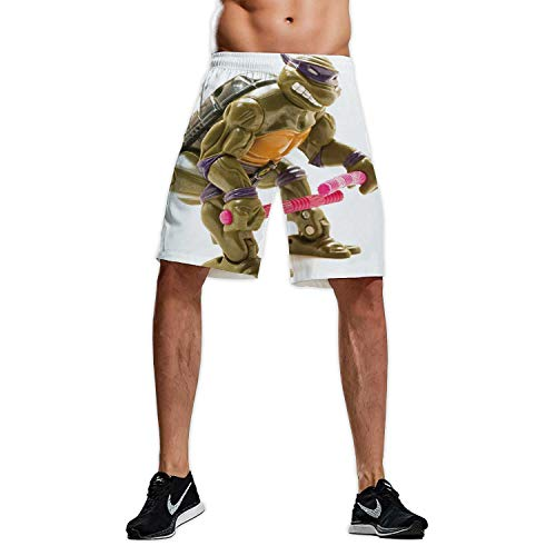 ninja turtle board shorts - 4