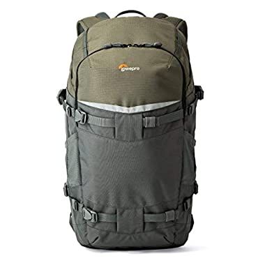 Lowepro Flipside Trek BP 450 AW. XL Outdoor Camera Backpack for DSLR w/ Rain Cover and Tablet Pocket