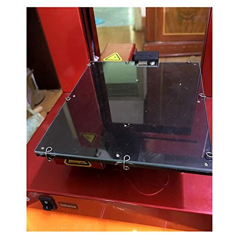 Tiertime UP! Plus 2 piezas de impresora 3d UP! cama de cristal calentada para Afinia H479, H480, de calidad superior