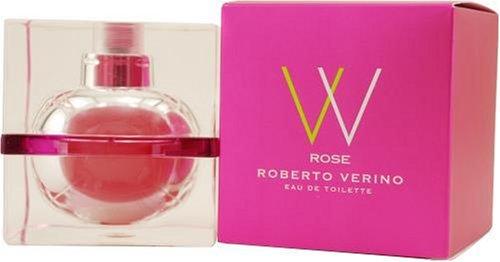 Roberto Verino VV Rose 50ml/1.7oz Eau De Toilette Spray Women Perfume Fragrance