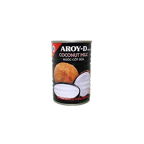 AROY-D ココナッツミルク/缶詰【業務用食材】タイ料理【宝島台湾・中華食材の店が出品元です】