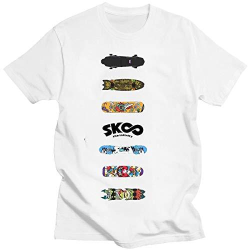Summer Women Anime T-Shirt,Cute Kawaii S-K8 The Infi-nity Logo Print Men Short Sleeve T-Shirt Skateboard Manga Fashion Casual Tees 2021Unisex T-Shirt
