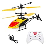 VAIDIKA 2 in 1 Flight Electronic Radio RC Remote Control Hand Sensor Toy Charging Helicopter Toys...