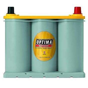 Optima Batteries OPT8040-218 D35 YellowTop Dual Purpose Battery