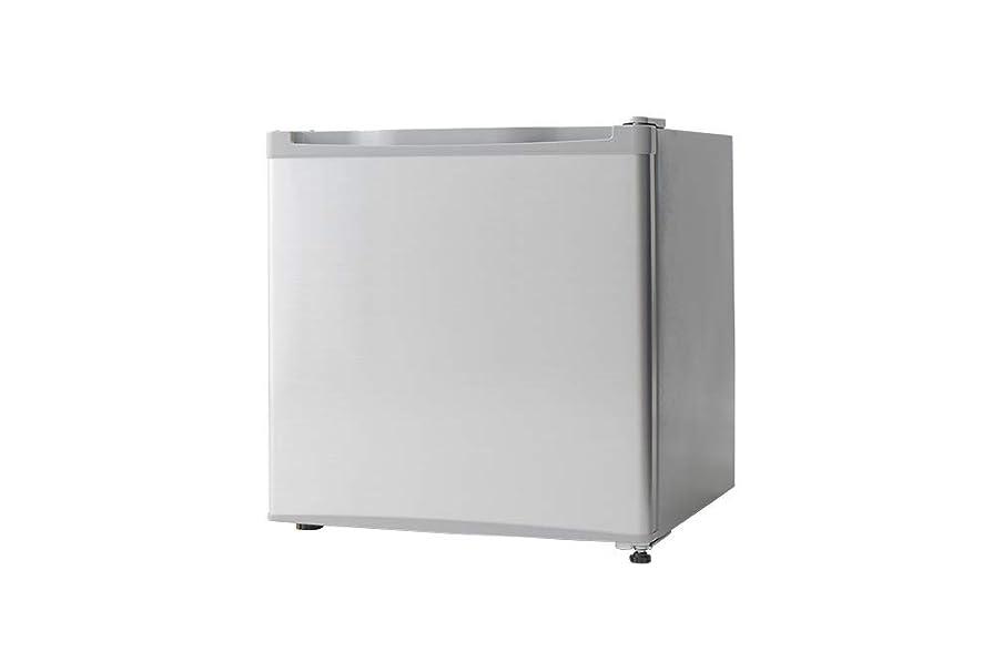 抑止するおとうさんリマ冷凍庫 1ドア冷凍庫 32L SP-32LF1 simplus シンプラス 1ドア ミニ冷凍庫 小型 コンパクト 冷凍ストッカー フリーザー 直冷式 (シルバー)