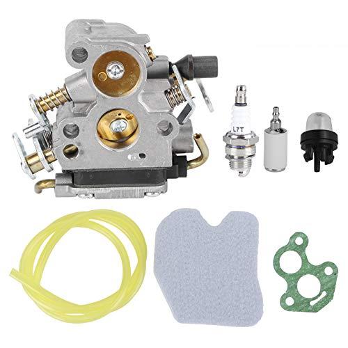 Kit de bombilla de imprimación de filtro de aire de carburador para motosierra 235 240 235E 240E 236 236E, motosierra de bombilla de imprimación de carburador