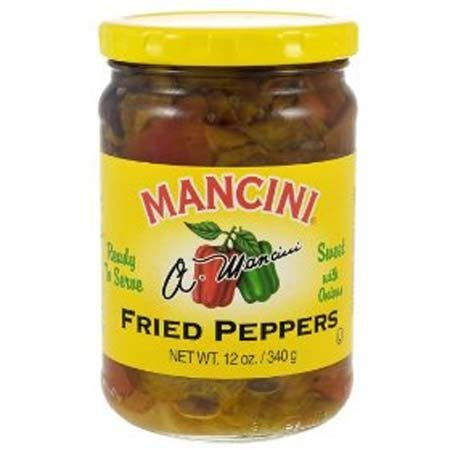 Mancini Fried Peppers 12 oz.