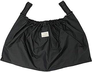 ベビーカーバッグ バギーバッグ 収納バッグ おでかけポケット 小物入れ ストローラーオーガナイザー 赤ちゃん 便利 ポーチ マザーズバッグ 大容量 撥水 日本製 (ブラック)