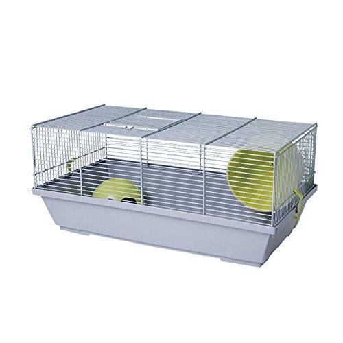 VOLTREGA Jaula Hamster Ruso Volt 116 Gris